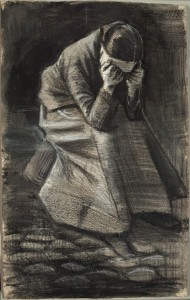 Aspiratiecoach Vincent_van_Gogh_-_Weeping_Woman_(F1069)