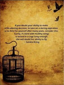 Aspiratiecoach - Een vogeltje