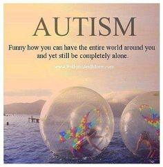 Autisme bubbel aspiratiecoach