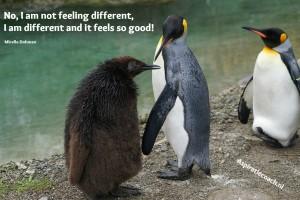 anders voelen of anders zijn?